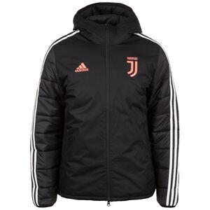 Juventus Turin Winterjacke Herren, schwarz, zoom bei OUTFITTER Online