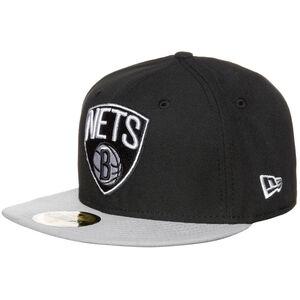 59FIFTY NBA Basic Brooklyn Nets Cap, Schwarz, zoom bei OUTFITTER Online