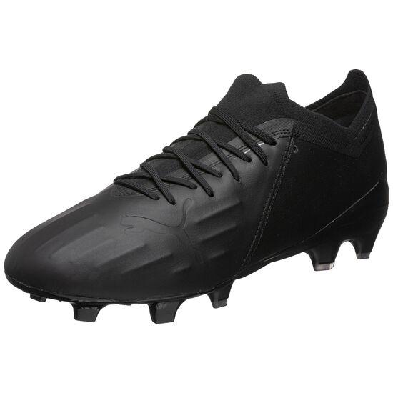 ULTRA 1.1 Leather FG/AG Fußballschuh Herren, schwarz, zoom bei OUTFITTER Online