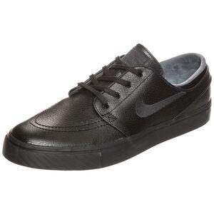 Zoom Stefan Janoski Leather Sneaker Herren, Schwarz, zoom bei OUTFITTER Online