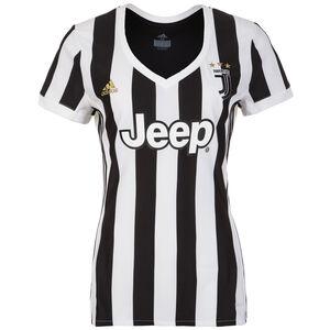 Juventus Turin Trikot Home 2017/2018 Damen, Weiß, zoom bei OUTFITTER Online