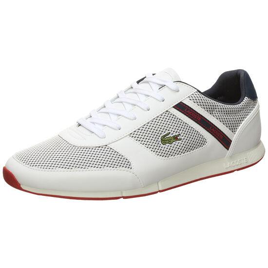 Menerva Sport Sneaker Herren, weiß / dunkelblau, zoom bei OUTFITTER Online