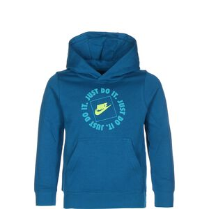 Just Do It Kapuzenpullover, petrol / weiß, zoom bei OUTFITTER Online