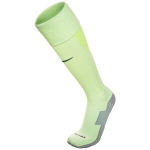 Matchfit Cushioned Sockenstutzen, neongelb / grau, zoom bei OUTFITTER Online