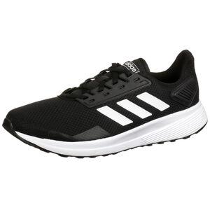 Duramo 9 Laufschuh Herren, schwarz / weiß, zoom bei OUTFITTER Online