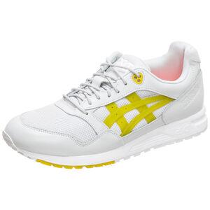 GELSAGA Sneaker Damen, hellgrau / gelb, zoom bei OUTFITTER Online