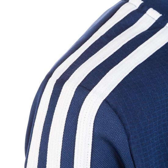 Tiro 19 Trainingsjacke Kinder, dunkelblau / weiß, zoom bei OUTFITTER Online