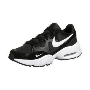 Air Max Fusion GS Sneaker Kinder, schwarz / weiß, zoom bei OUTFITTER Online