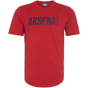 Arsenal London Fan T-Shirt Herren, rot / dunkelblau, zoom bei OUTFITTER Online