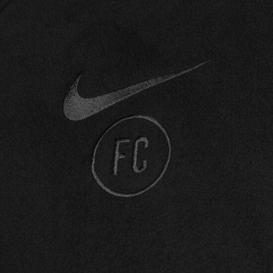 F.C. Drill Fußball-Sweatshirt Herren, schwarz / anthrazit, zoom bei OUTFITTER Online