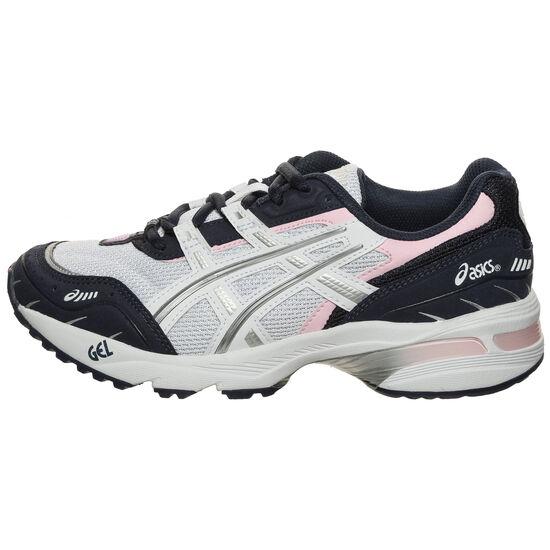 GEL-1090 Laufschuh Damen, weiß / silber, zoom bei OUTFITTER Online