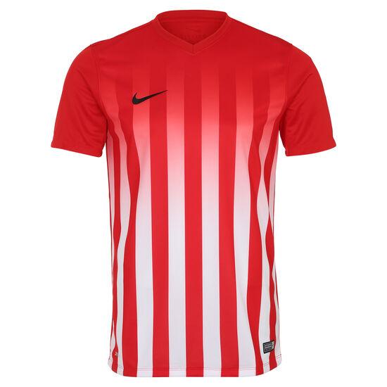 Striped Division II Fußballtrikot Herren, Rot, zoom bei OUTFITTER Online