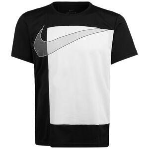 Superset Trainingsshirt Herren, schwarz / weiß, zoom bei OUTFITTER Online