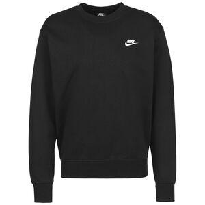 Club Crew French Terry Sweatshirt Herren, schwarz / weiß, zoom bei OUTFITTER Online