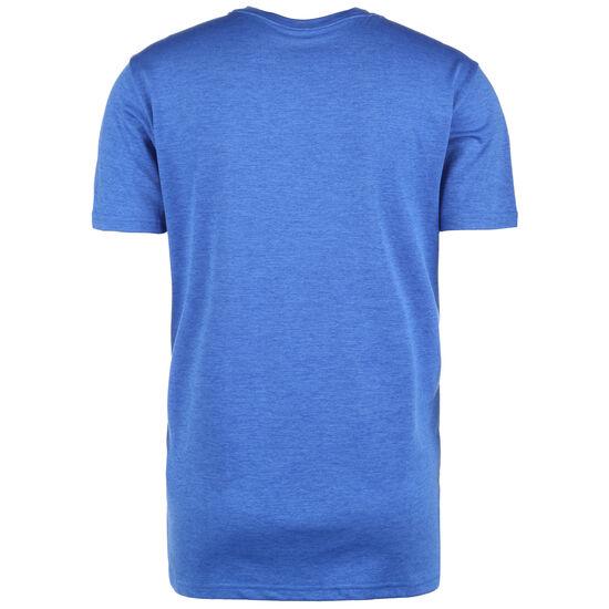Heather Cat Trainingsshirt Herren, blau, zoom bei OUTFITTER Online