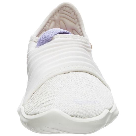 Free RN Flyknit 3.0 Laufschuh Damen, beige / violett, zoom bei OUTFITTER Online