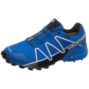 Speedcross 4 GTX Trail Laufschuh Herren, blau / schwarz, zoom bei OUTFITTER Online