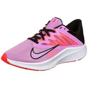 Quest 3 Laufschuh Damen, pink / schwarz, zoom bei OUTFITTER Online
