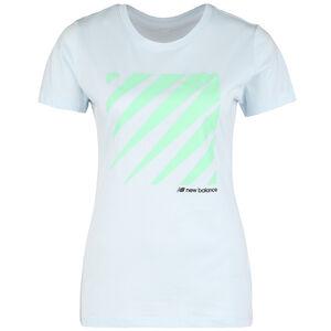 Sport Style T-Shirt Damen, anthrazit / weiß, zoom bei OUTFITTER Online
