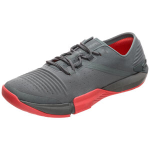TriBase Reign Trainingsschuh Herren, grau / rot, zoom bei OUTFITTER Online