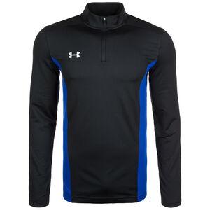 AllSeasonGear Challenger II Trainingsshirt Herren, schwarz / blau, zoom bei OUTFITTER Online