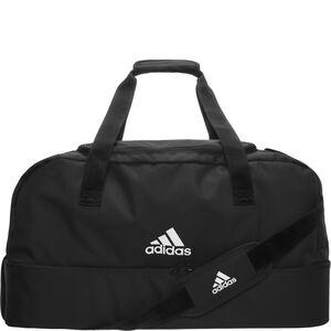 Tiro Bottom Compartment Medium Fußballtasche, schwarz / weiß, zoom bei OUTFITTER Online