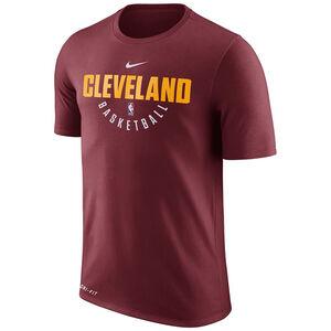 NBA Cleveland Cavaliers T-Shirt Herren, rot, zoom bei OUTFITTER Online