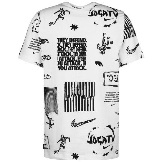 F.C. Joga Bonito 2.0 Seasonal AOP T-Shirt Herren, weiß, zoom bei OUTFITTER Online