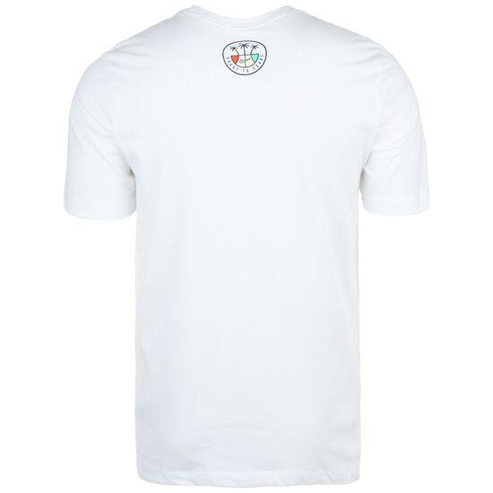 Dry Swoosh Trainingsshirt Herren, weiß, zoom bei OUTFITTER Online