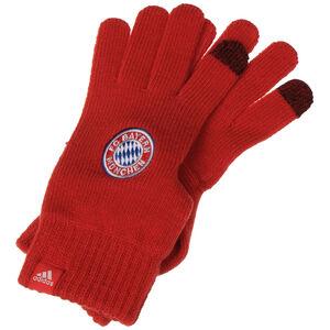 FC Bayern München Handschuh, rot / weiß, zoom bei OUTFITTER Online