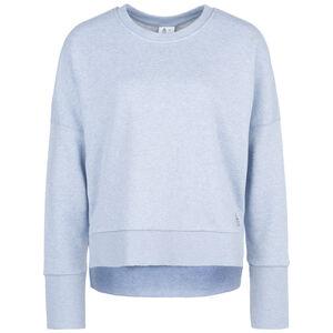 Crossfit French Terry Crew Sweatshirt Damen, flieder, zoom bei OUTFITTER Online