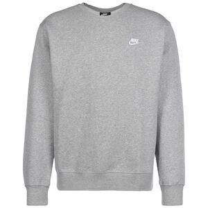 Club Sweatshirt Herren, dunkelgrau / weiß, zoom bei OUTFITTER Online