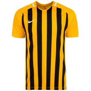Striped Division III Trikot Herren, gelb / schwarz, zoom bei OUTFITTER Online