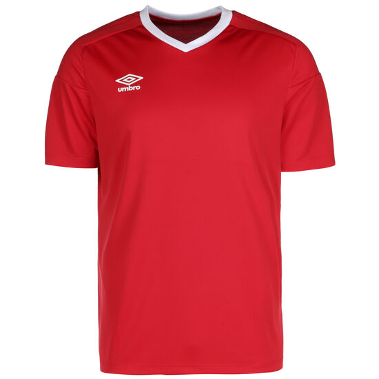 Legacy Fußballtrikot Herren, rot / weiß, zoom bei OUTFITTER Online