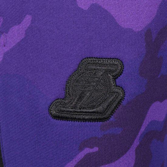 Los Angeles Lakers AOP Jogginghose Herren, lila / schwarz, zoom bei OUTFITTER Online