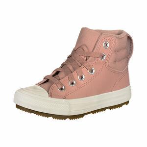 Chuck Taylor All Star Berkshire Boot Sneaker Kinder, pink / weiß, zoom bei OUTFITTER Online