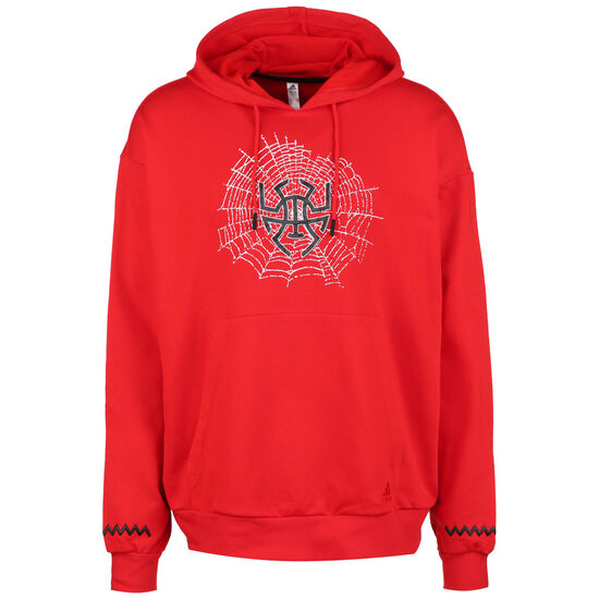D.O.N. Issue Hoodie Herren, rot, zoom bei OUTFITTER Online