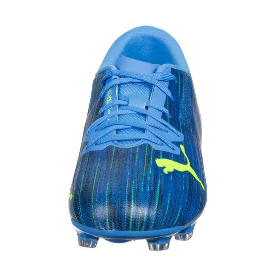 ULTRA 2.2 FG/AG Fußballschuh Kinder, blau / neongelb, zoom bei OUTFITTER Online