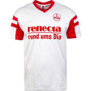 1. FC Nürnberg Trikot Away 1988 Herren, Weiß, zoom bei OUTFITTER Online