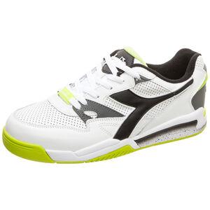 Rebound Ace Sneaker Herren, weiß / schwarz, zoom bei OUTFITTER Online