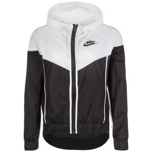 Sportswear Windrunner Damen, schwarz / weiß, zoom bei OUTFITTER Online