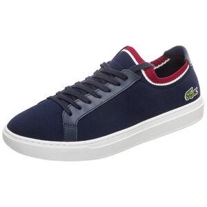 La Piquée Sneaker Herren, dunkelblau / dunkelrot, zoom bei OUTFITTER Online