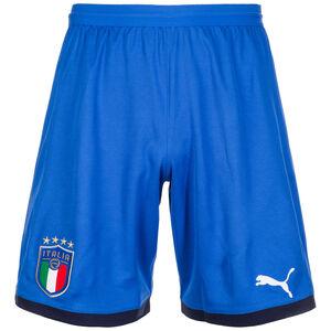 FIGC Italien Short Away WM 2018 Herren, Blau, zoom bei OUTFITTER Online