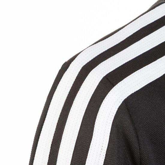 Tiro 19 Longsleeve Kinder, schwarz / weiß, zoom bei OUTFITTER Online