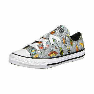 Chuck Taylor All Star Sneaker Kinder, dunkelgrau / bunt, zoom bei OUTFITTER Online