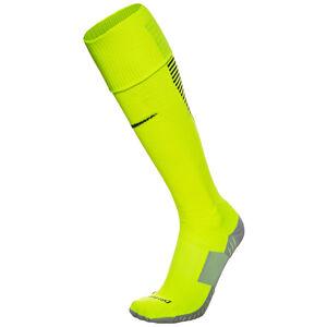 Matchfit Cushioned Sockenstutzen, neongrün / schwarz, zoom bei OUTFITTER Online