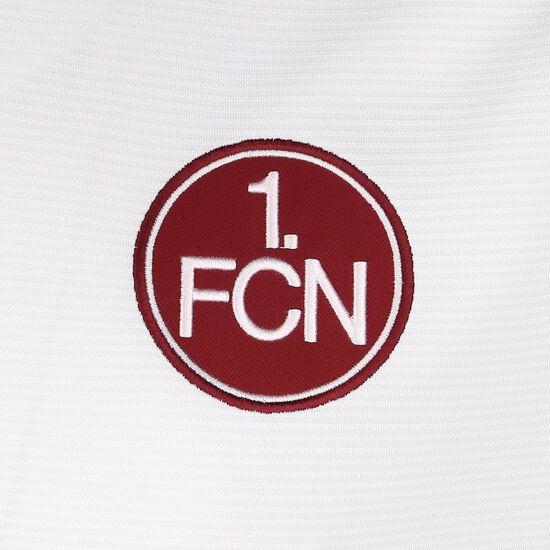 1. FC Nürnberg Trikot Away 2020/2021 Herren, weiß / rot, zoom bei OUTFITTER Online