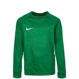 Dry Tiempo Premier Fußballtrikot Kinder, grün / weiß, zoom bei OUTFITTER Online
