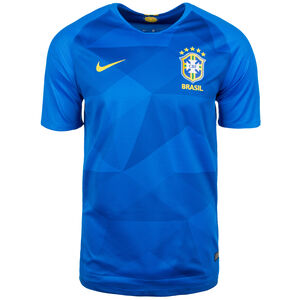 Brasilien Stadium Trikot Away WM 2018 Herren, Blau, zoom bei OUTFITTER Online