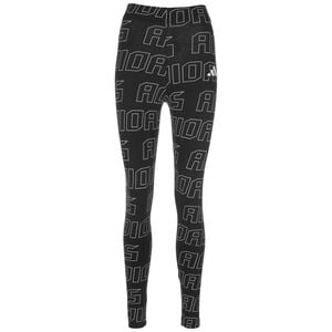 Graphic Leggings Damen, schwarz, zoom bei OUTFITTER Online